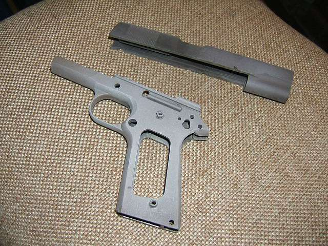 Who has the best deal on a stripped 1911 frame?